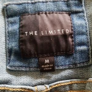 The Limited Jackets & Coats - The Limited Blue Jean Jacket